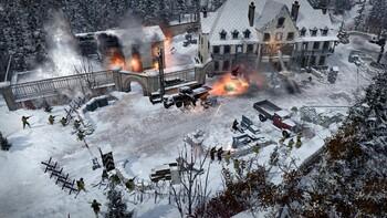 Screenshot4 - Company of Heroes 2: Ardennes Assault - Fox Company Rangers