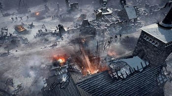 Screenshot7 - Company of Heroes 2: Ardennes Assault - Fox Company Rangers
