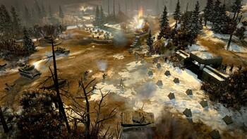 Screenshot8 - Company of Heroes 2: Ardennes Assault - Fox Company Rangers