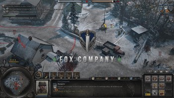 Screenshot3 - Company of Heroes 2: Ardennes Assault - Fox Company Rangers