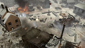 Screenshot5 - Company of Heroes 2: Ardennes Assault - Fox Company Rangers