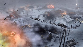Screenshot6 - Company of Heroes 2: Ardennes Assault - Fox Company Rangers