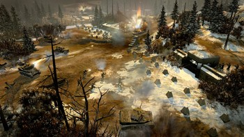 Screenshot8 - Company of Heroes 2: Ardennes Assault - Fox Company Rangers