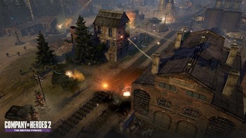 Screenshot2 - Company of Heroes 2: The British Forces