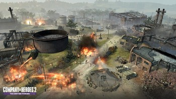 Screenshot4 - Company of Heroes 2: The British Forces