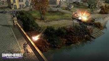 Screenshot6 - Company of Heroes 2: The British Forces