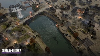 Screenshot8 - Company of Heroes 2: The British Forces