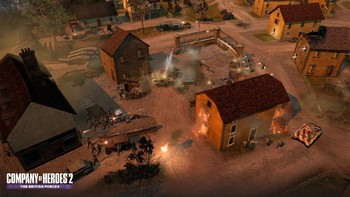 Screenshot7 - Company of Heroes 2: The British Forces