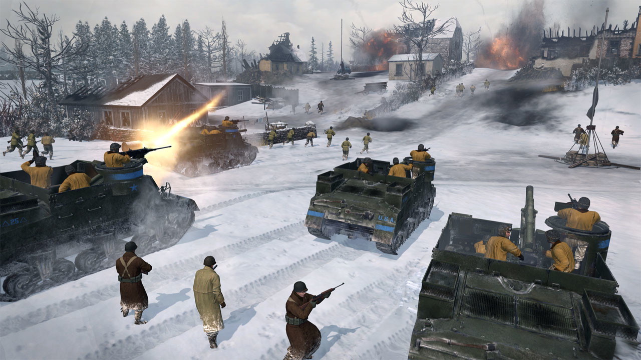 Company Of Heroes 2 Master Collection Cl Cd Steam