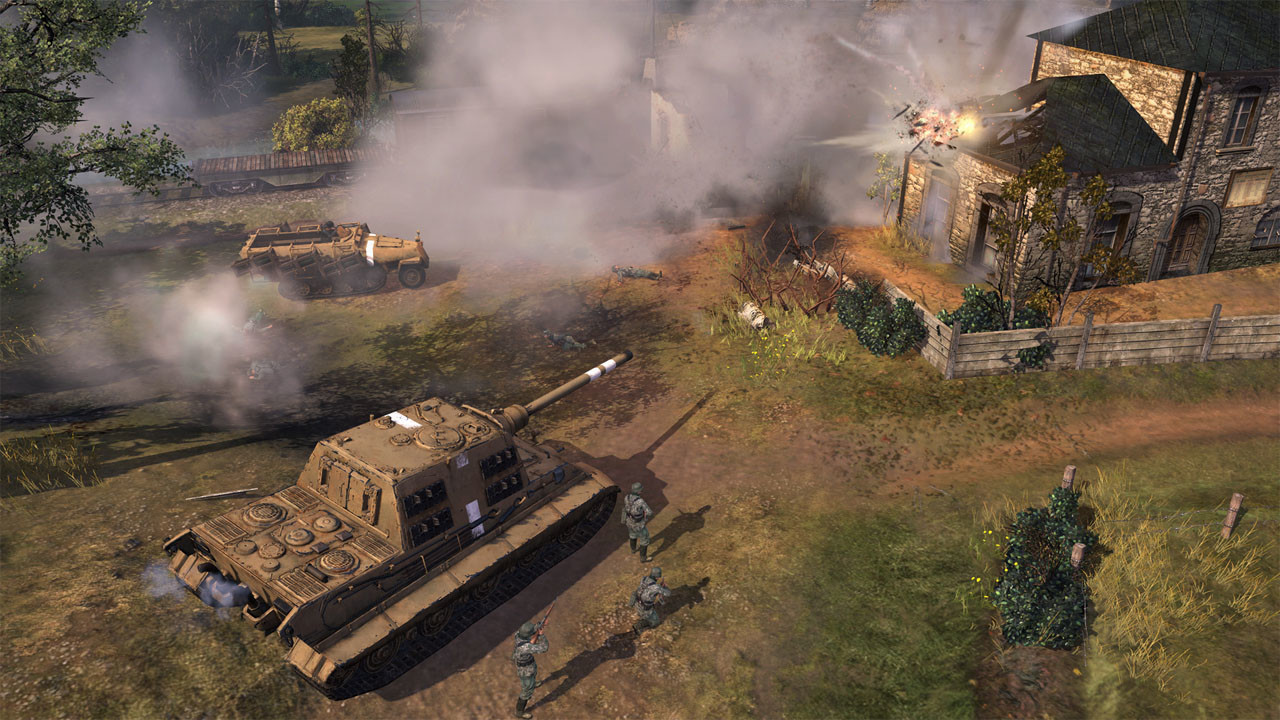 Company Of Heroes 2 Master Collection Steam Key For Pc Buy Now