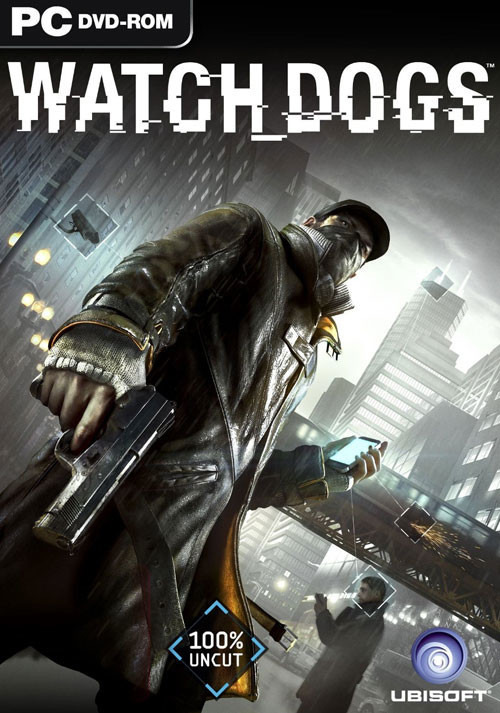 Watch_Dogs - Cover / Packshot