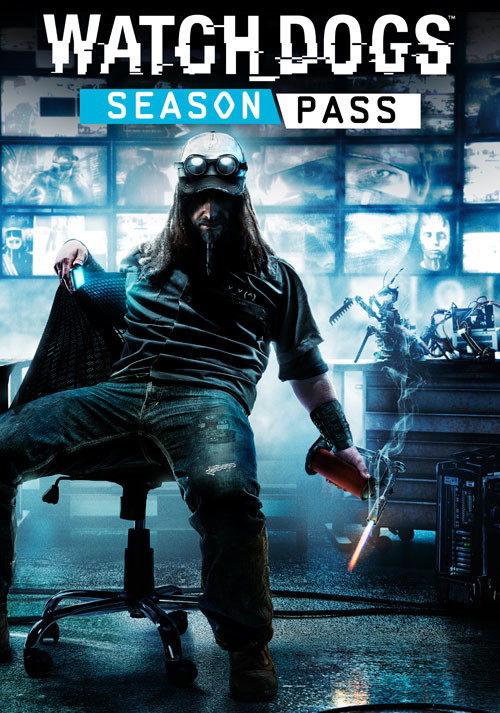 Watch_Dogs - Season Pass - Cover / Packshot