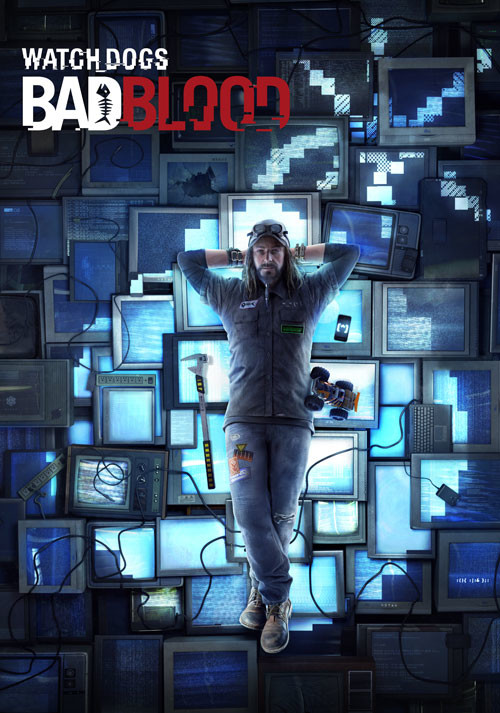 Watch_Dogs Bad Blood DLC 3 - Cover