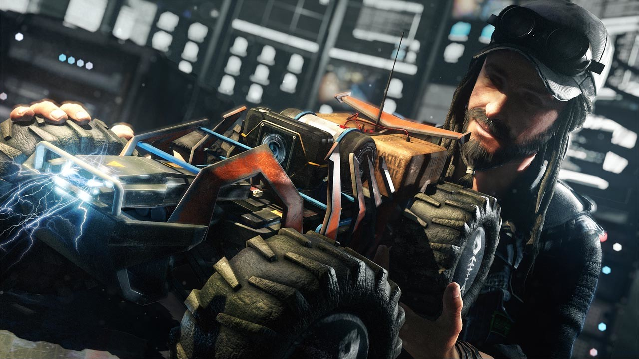 Watch Dogs Bad Blood Uplay