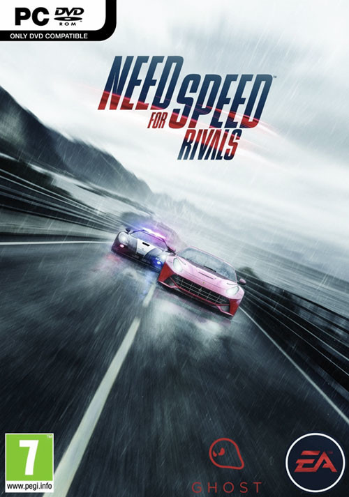 Need For Speed Rivals - Cover / Packshot