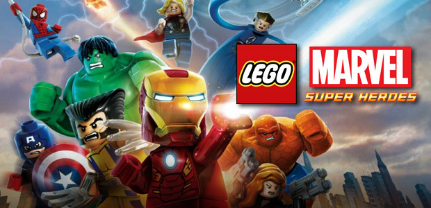 LEGO Marvel: Super Heroes - Cover / Packshot