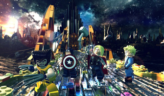 Screenshot1 - LEGO MARVEL: Super Heroes