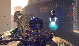 Screenshot2 - LEGO MARVEL: Super Heroes