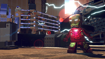 Screenshot3 - LEGO MARVEL: Super Heroes