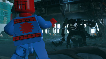 Screenshot4 - LEGO MARVEL: Super Heroes