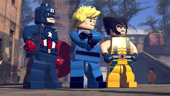 Screenshot5 - LEGO MARVEL: Super Heroes