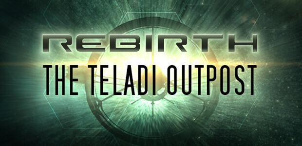 X Rebirth: The Teladi Outpost - Cover / Packshot