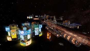 Screenshot2 - X Rebirth: Home of Light