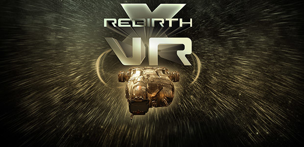 X Rebirth VR Edition - Cover / Packshot