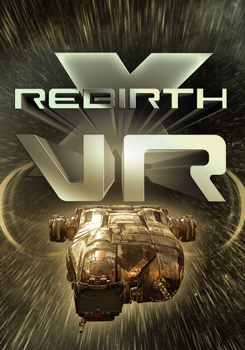 X Rebirth VR Edition - Cover / Packshot
