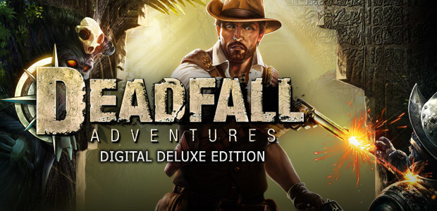 Deadfall Adventures - Deluxe Edition - Cover / Packshot