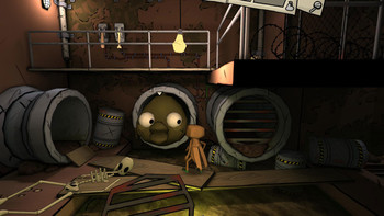 Screenshot1 - Journey of a Roach