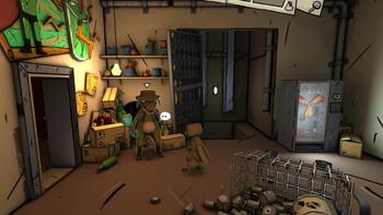 Screenshot3 - Journey of a Roach