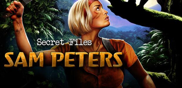 Secret Files: Sam Peters - Cover / Packshot