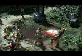 Screenshot3 - Blood Knights