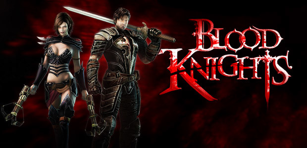 Blood Knights - Cover / Packshot