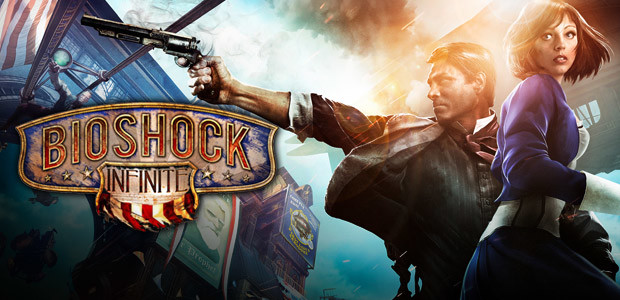 BioShock Infinite - Cover / Packshot