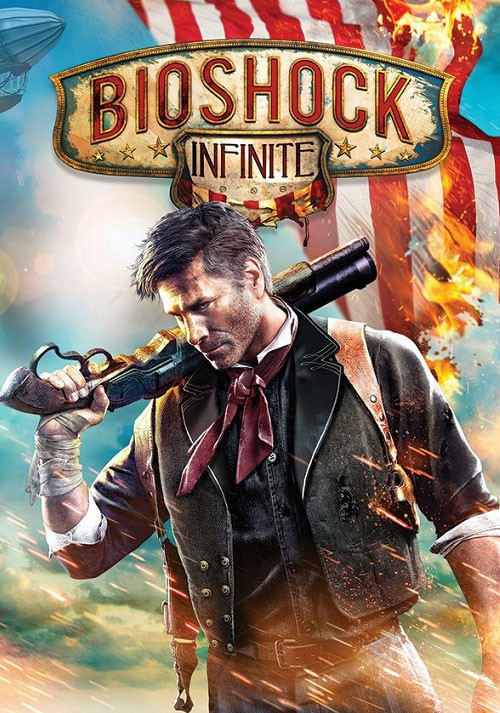 BioShock Infinite - Cover / Packshot