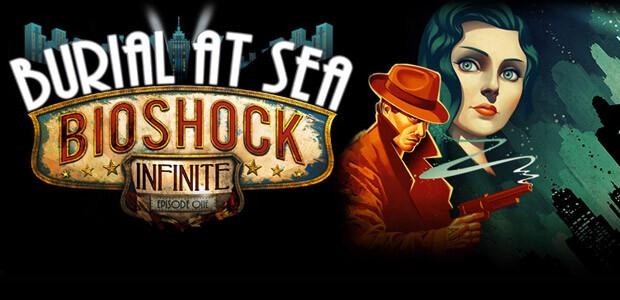 BioShock Infinite: Burial at Sea - Episode 1 - Cover / Packshot