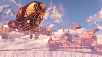 Screenshot1 - Bioshock Infinite: Clash in the Clouds