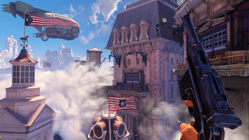 Screenshot4 - Bioshock Infinite: Clash in the Clouds