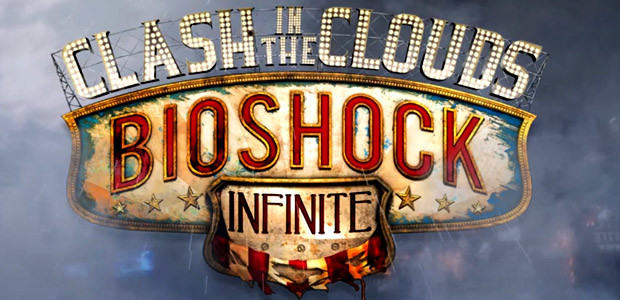 Bioshock Infinite: Clash in the Clouds - Cover / Packshot