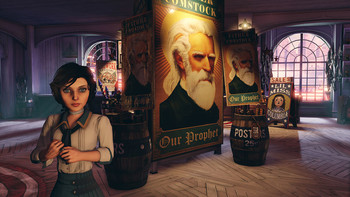 Screenshot1 - BioShock Infinite: Columbia's Finest