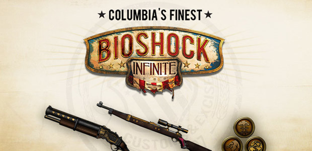 BioShock Infinite: Columbia's Finest - Cover / Packshot