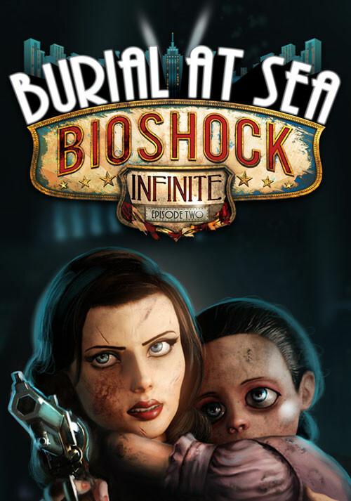 BioShock Infinite: Burial at Sea - Episode 2 - Cover