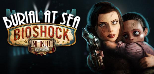BioShock Infinite: Burial at Sea - Episode 2 - Cover / Packshot