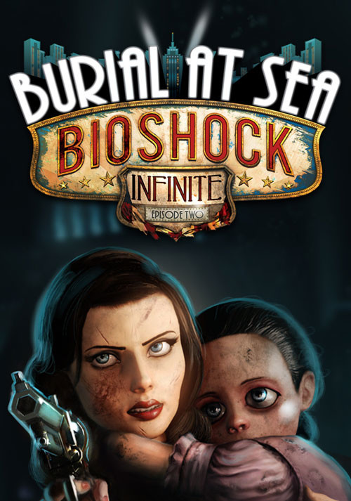 BioShock Infinite: Burial at Sea - Episode 2 - Cover / Packshot