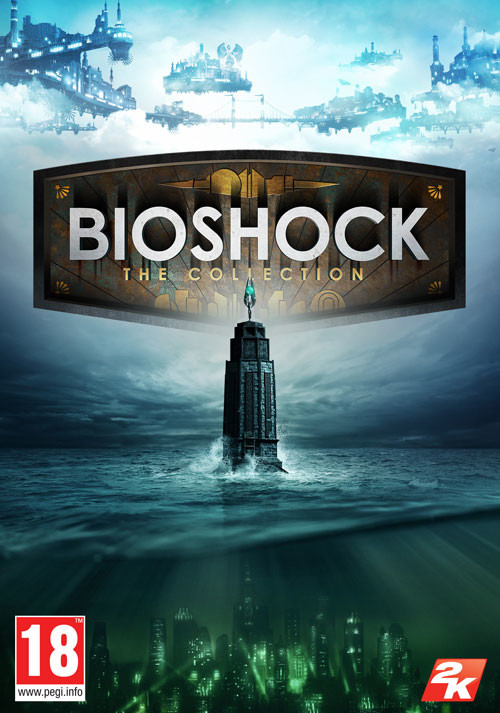 BioShock: The Collection - Cover / Packshot