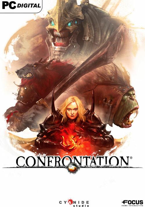 Confrontation - Packshot