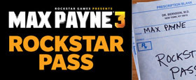 Max Payne 3: Rockstar Pass