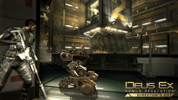 Screenshot1 - Deus Ex: Human Revolution - Director's Cut